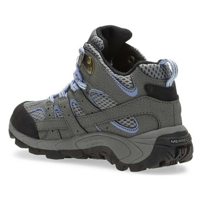 select for authentic select for original top-rated discount Grade School Girls' Merrell Moab 2 Waterproof Hiking Boots