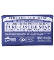 Dr. Bronner's Peppermint Soap
