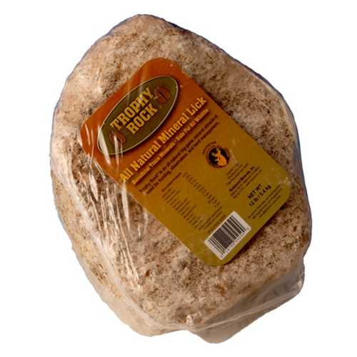 Trophy Rock Deer Lick Mineral Block