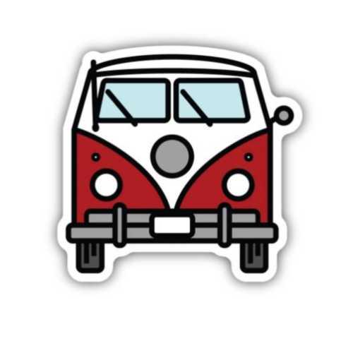 Stickers Northwest Bus Sticker