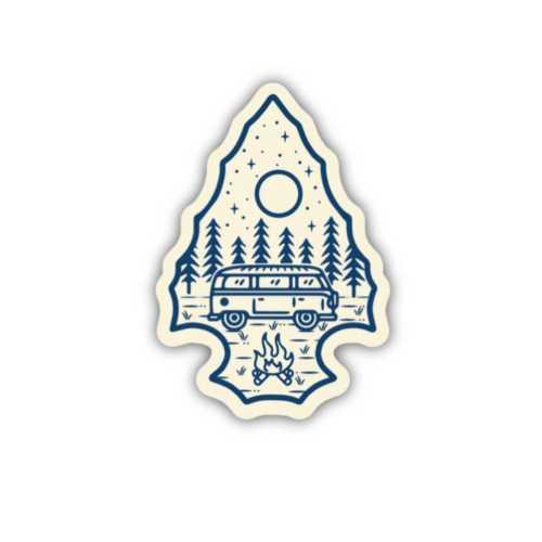 Stickers Northwest Arrowhead Sticker