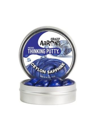 Crazy Aarons Thinking Putty Ceylon Sapphire