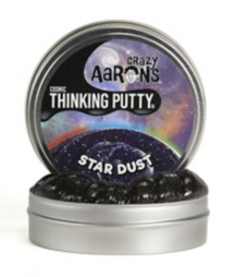 Crazy Aarons Thinking Putty Stardust
