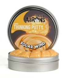 Crazy Aarons Thinking Putty Solar Winds