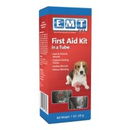 EMT Gel First Aid Kit in a Tube