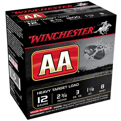 Winchester AA Heavy Target 12 Gauge Shotshells' data-lgimg='{