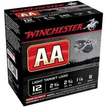 Winchester AA Light Target 12 Gauge Shotshells