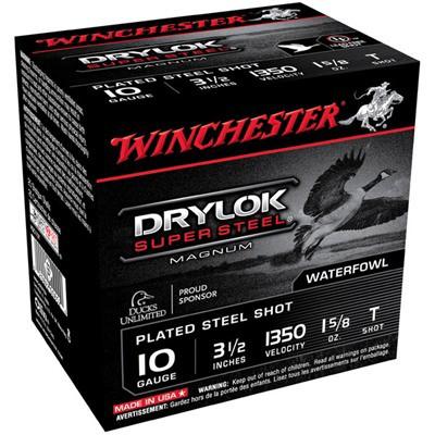 Winchester Drylok Super Steel Mag 10ga 3.5
