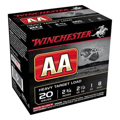 Winchester AA Target Load 20 Gauge Shotshells' data-lgimg='{