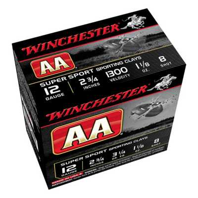 Winchester AA 12 Gauge Target Load