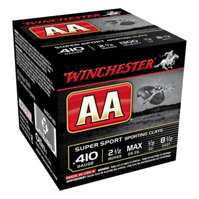 Winchester AA Super Sport SC 410ga 1/2oz #8.5