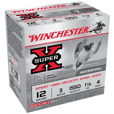 Winchester Xpert HV Steel 12ga 3