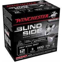 "Winchester Ammo Blind Side 12ga 3"" #2 1-3/8oz 25/bx"