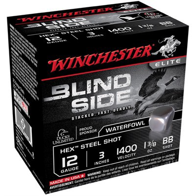 Winchester Ammo Blind Side 12ga 3