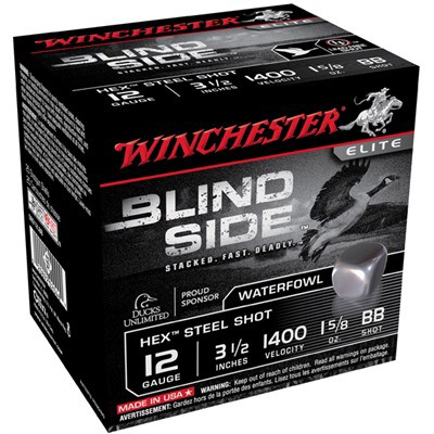 Winchester Ammo Blind Side 12ga 3-1/2