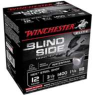 "Winchester Ammo Blind Side 12ga 3-1/2"" #BB 1-5/8oz 25/bx"