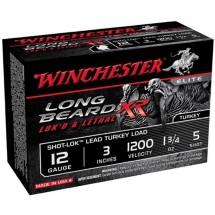 """Winchester Long Beard XR 12ga 3"""" 1-3/4oz #5 10/bx"""