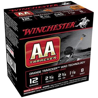Winchester AA Traacker Orange Wad 12ga 2.75