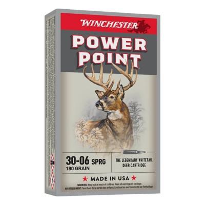 Winchester Ammo 30-06 Supreme-HV 180gr PP+