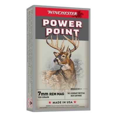 Winchester Super-X 7mm Rem Mag 150gr PP 20/bx
