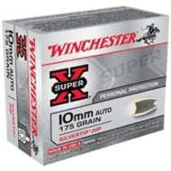 Winchester Ammo 10MM 175gr STHP SX