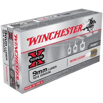 Winchester Winclean 9mm 124gr 50/bx' data-lgimg='{