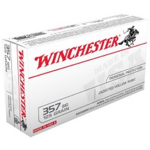 Winchester Ammo 357 Sig 125gr JHP