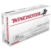 Winchester Ammo 45 ACP USA 230gr JHP