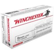 Winchester Ammo 9mm Luger USA 147gr. JHP