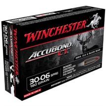 Winchester AccuBond CT 30-06 180gr 20/bx
