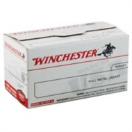 Winchester Ammo 95gr 380 Auto FMJ