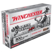 Winchester Deer Season XP 300 Win 150gr Extreme Point 20/bx