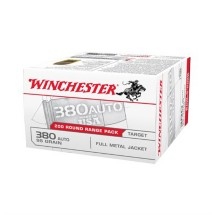 Win Ammo 380 95Gr 200 Pack