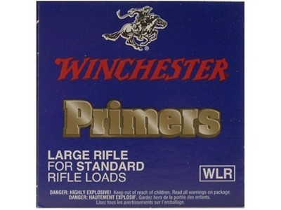 Winchester Large Rifle #8-1/2 Primer Brick