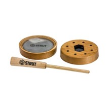 H.S. Strut Double Spur 2-Sided Pan Call