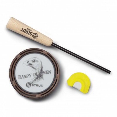 Hunters Specialties Raspy Old Hen Glass Turkey Call' data-lgimg='{
