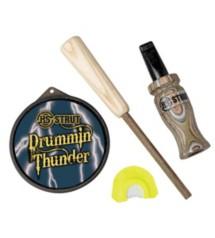 Hunter's Specialties Drummin' Thunder Turkey Call Kit