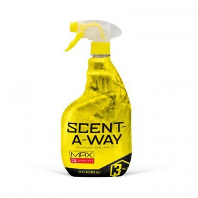 Scent-A-Way Max Odorless Spray 24 oz