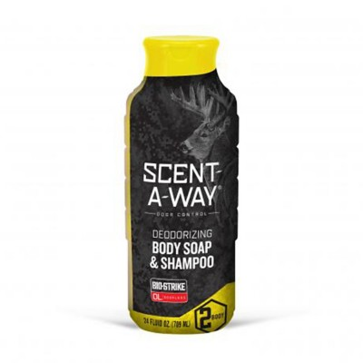Scent-A-Way Bio-Strike Body Wash & Shampoo