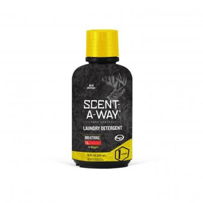 Scent-A-Way Bio-Strike Laundry Detergent