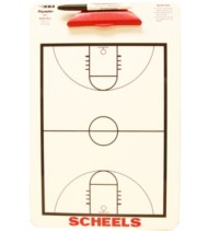 KBA Basketball Dry Erase Board