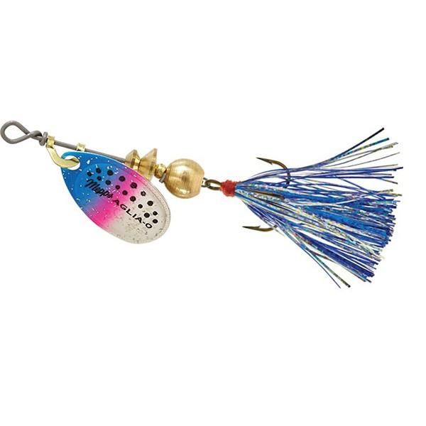 Rainbow Trout/Blue/Silver