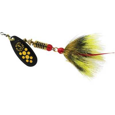 Yellow Dot Blade with Grey/Yellow Tail