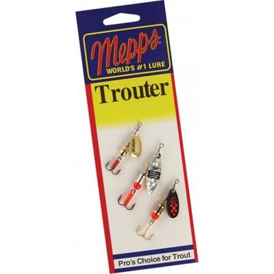 Mepps Trouter Pack Plain Spinners 3 Pack' data-lgimg='{