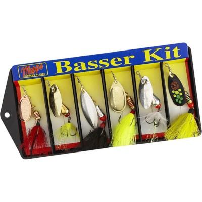 Mepps Basser Kit Dressed Lure