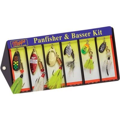 Mepps Basser & Panfisher Kit Dressed Lure