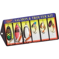 Mepps Salmon & Trouter Kit Plain Lure