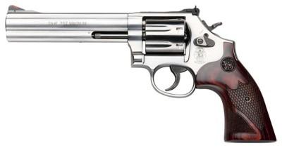 Smith & Wesson Model 686 Deluxe 357 Magnum Handgun