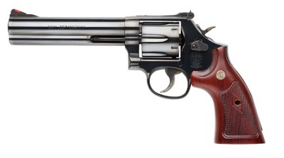 Smith & Wesson Model 586 357 Magnum Handgun