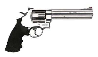 Smith & Wesson Model 629 Classic 44 Magnum Handgun' data-lgimg='{